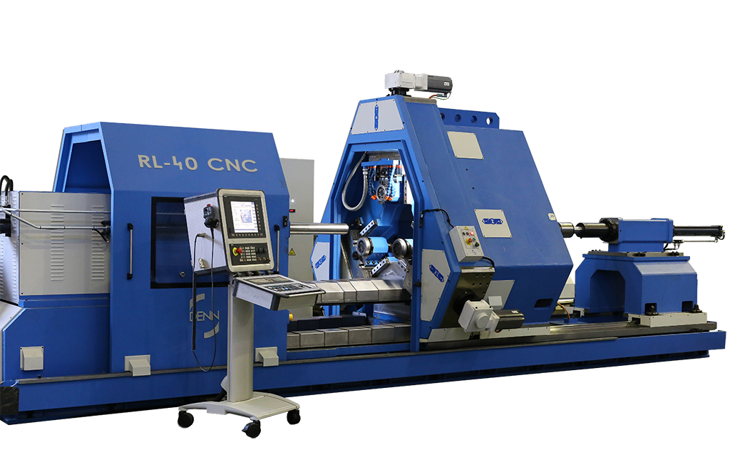 CNC Flow Forming Machinery