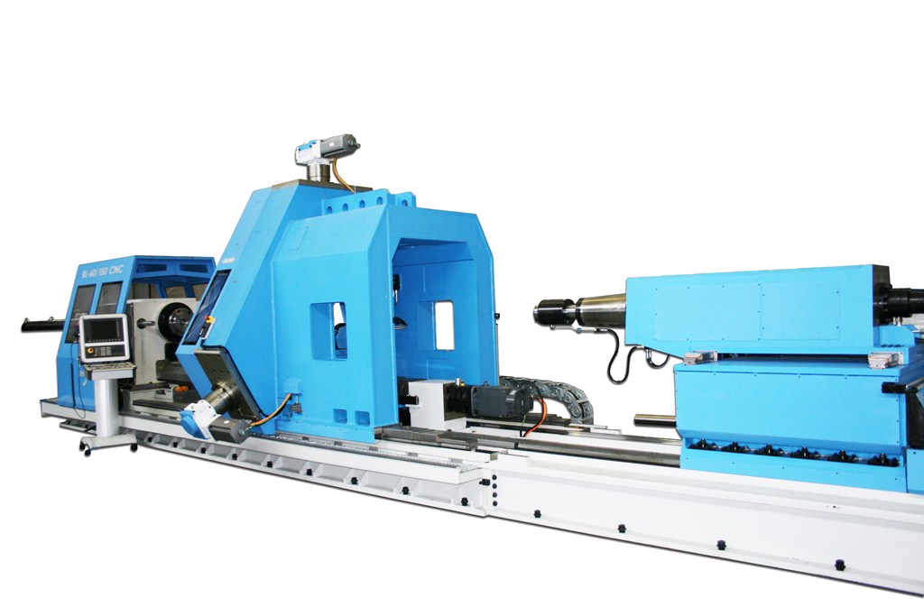 CNC 3 Roller Flow Forming Machine