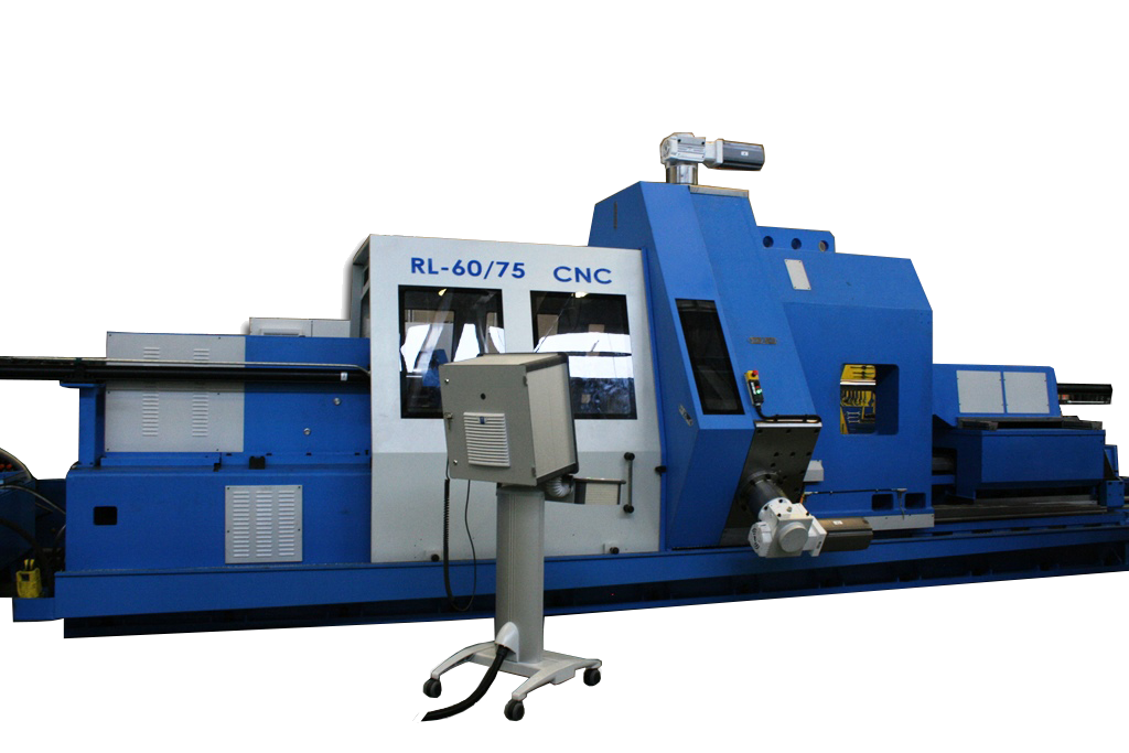CNC 2 Roller Flow Forming Machine