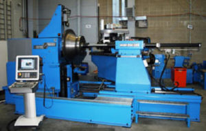 automatic spinning lathe